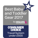 BBTG - Travel System under £500 - Consumer Choice