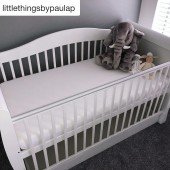 Infababy Superior Sleigh Cotbed